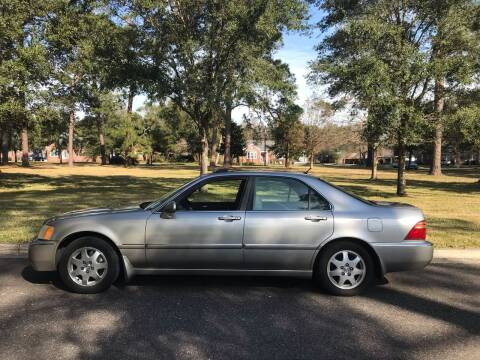2002 Acura RL for sale at Import Auto Brokers Inc in Jacksonville FL