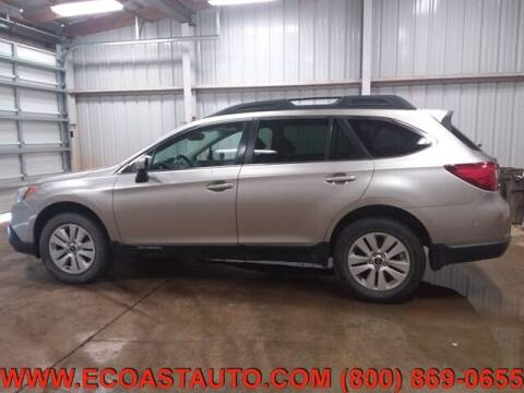 2015 Subaru Outback for sale at East Coast Auto Source Inc. in Bedford VA