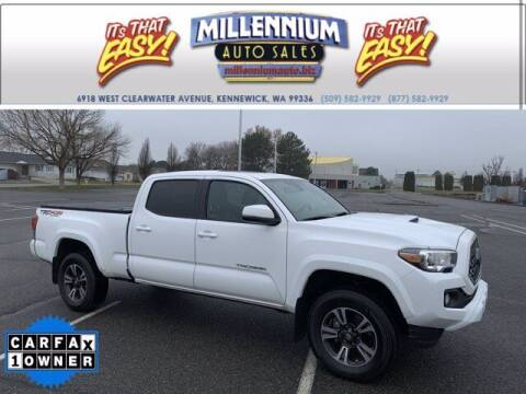 2019 Toyota Tacoma for sale at Millennium Auto Sales in Kennewick WA
