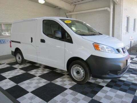 2019 Nissan NV200 for sale at McLaughlin Ford in Sumter SC