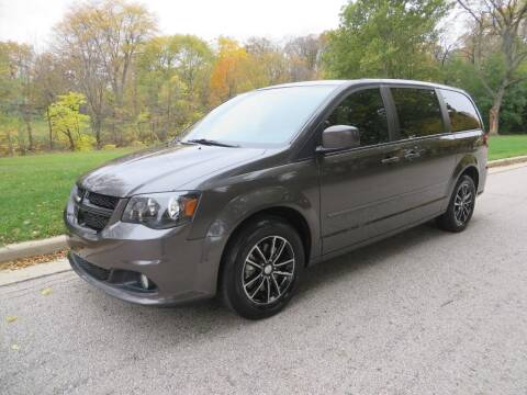 2015 Dodge Grand Caravan for sale at EZ Motorcars in West Allis WI
