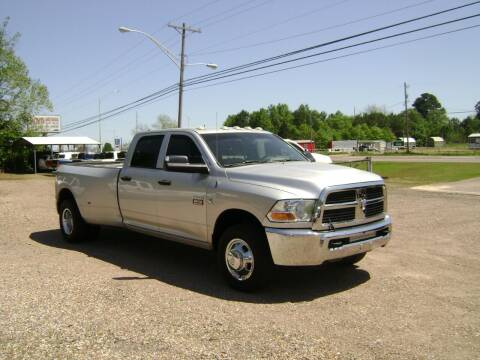 2012 RAM Ram Pickup 3500 for sale at Tom Boyd Motors in Texarkana TX