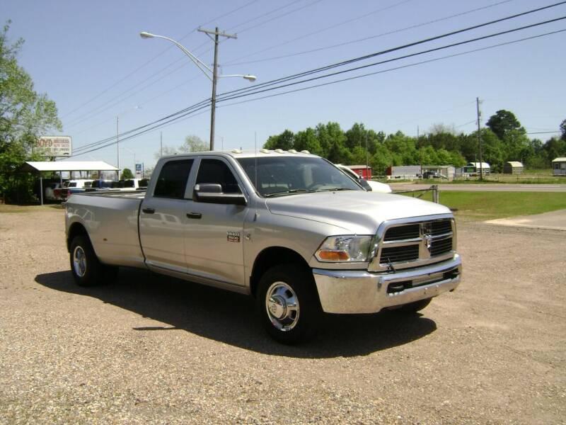 2012 RAM Ram Pickup 3500 for sale at Tom Boyd Motors in Texarkana TX
