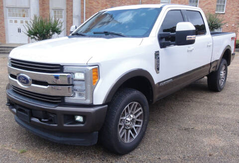 2017 Ford F-250 Super Duty for sale at JACKSON LEASE SALES & RENTALS in Jackson MS