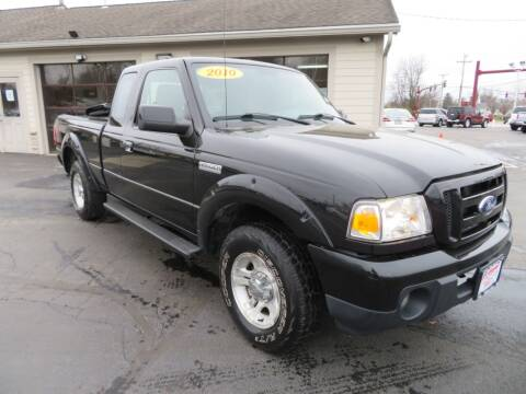 2010 Ford Ranger for sale at Tri-County Pre-Owned Superstore in Reynoldsburg OH
