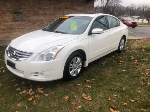2012 Nissan Altima for sale at Murdock Used Cars in Niles MI