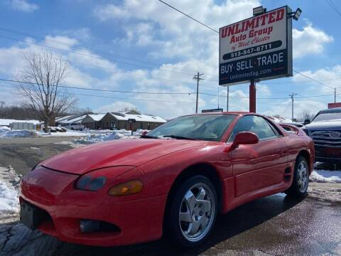 1997 Mitsubishi 3000GT for sale at Unlimited Auto Group in West Chester OH