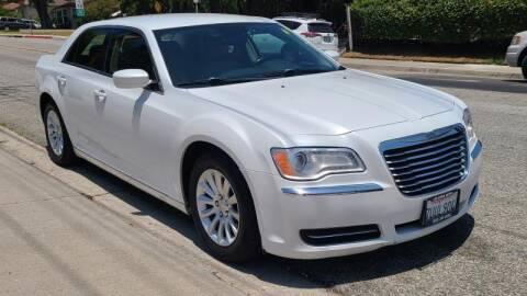 2013 Chrysler 300 for sale at CAR CITY SALES in La Crescenta CA