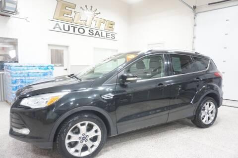 2015 Ford Escape for sale at Elite Auto Sales in Ammon ID