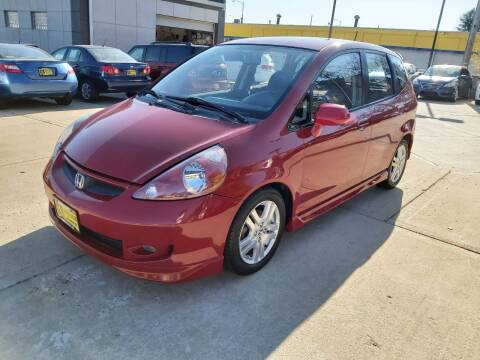2007 Honda Fit for sale at GS AUTO SALES INC in Milwaukee WI