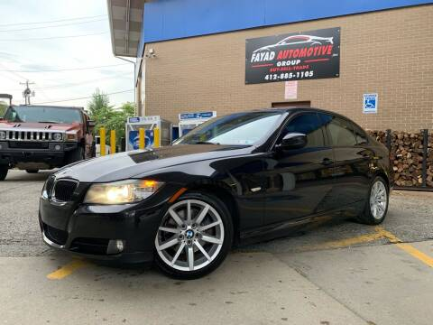2011 BMW 3 Series for sale at FAYAD AUTOMOTIVE GROUP in Pittsburgh PA