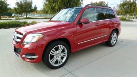 2015 Mercedes-Benz GLK for sale at International Motors in San Pedro CA