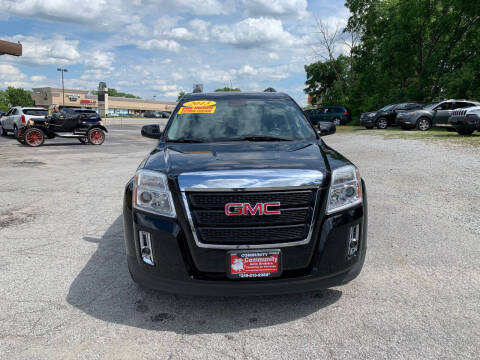 2013 GMC Terrain for sale at Community Auto Brokers in Crown Point IN