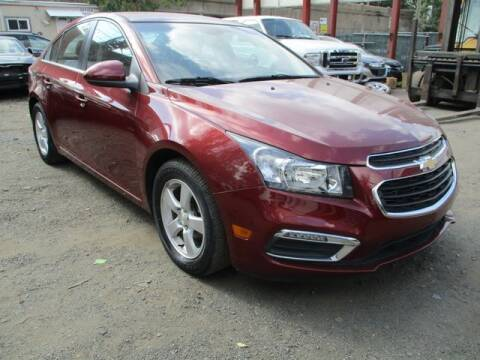 2016 Chevrolet Cruze Limited for sale at MIKE'S AUTO in Orange NJ
