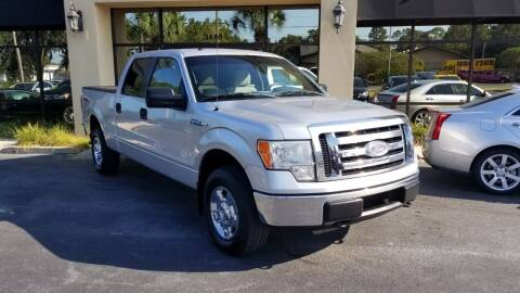 2010 Ford F-150 for sale at Premier Motorcars Inc in Tallahassee FL
