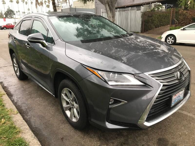 2019 Lexus RX 350 for sale at Autobahn Auto Sales in Los Angeles CA