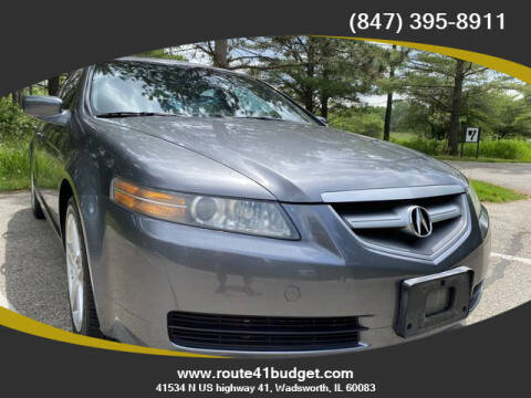 2006 Acura TL for sale at Route 41 Budget Auto in Wadsworth IL