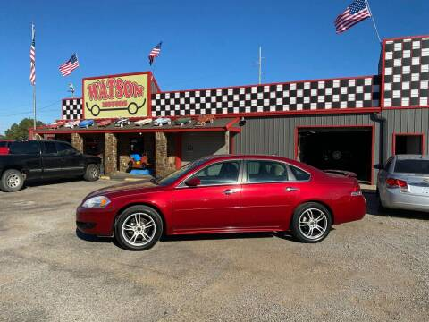 2013 Chevrolet Impala for sale at Watson Motors in Poteau OK