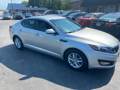 2012 Kia Optima for sale at Auto Choice in Belton MO