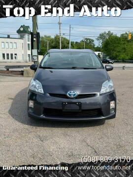 2010 Toyota Prius for sale at Top End Auto in North Atteboro MA