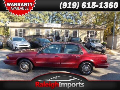 1995 Buick Century for sale at Raleigh Imports in Raleigh NC