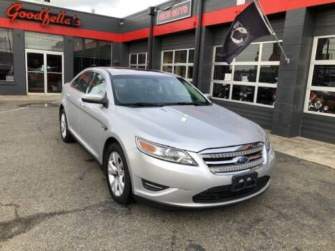 2011 Ford Taurus for sale at Goodfella's  Motor Company in Tacoma WA