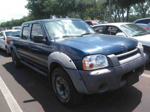 2003 Nissan Frontier for sale at Gulf South Automotive in Pensacola FL