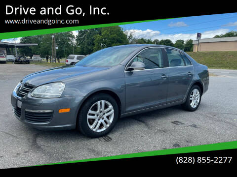 2007 Volkswagen Jetta for sale at Drive and Go, Inc. in Hickory NC