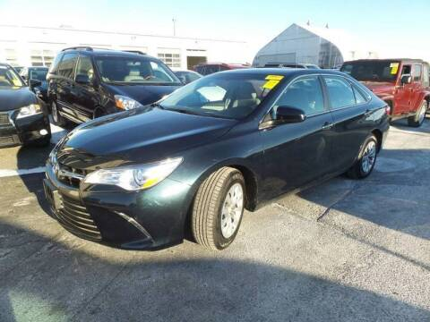 2017 Toyota Camry for sale at A & R Auto Sales in Brooklyn NY
