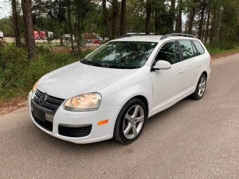 2009 Volkswagen Jetta for sale at Next Autogas Auto Sales in Jacksonville FL