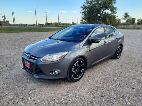2014 Ford Focus for sale at Best Car Sales in Rapid City SD
