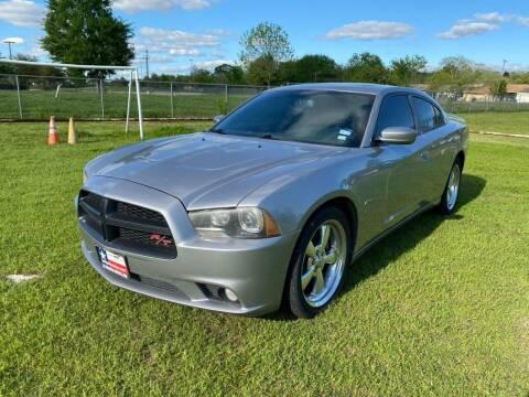 2011 Dodge Charger for sale at LA PULGA DE AUTOS in Dallas TX