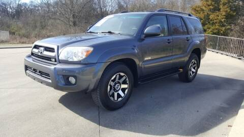 2006 Toyota 4Runner for sale at A & A IMPORTS OF TN in Madison TN
