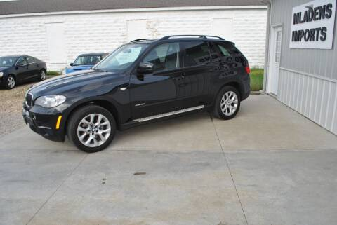 2012 BMW X5 for sale at Mladens Imports in Perry KS