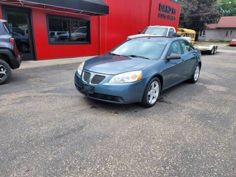2005 Pontiac G6 for sale at Dandy's Auto Sales in Forest Lake MN
