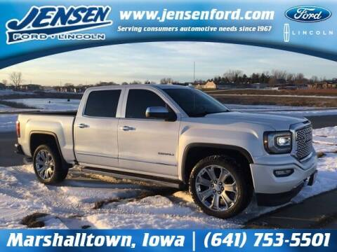 2017 GMC Sierra 1500 for sale at JENSEN FORD LINCOLN MERCURY in Marshalltown IA