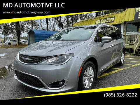 2017 Chrysler Pacifica for sale at MD AUTOMOTIVE LLC in Slidell LA