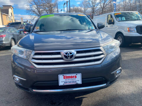 2013 Toyota Highlander for sale at Elmora Auto Sales in Elizabeth NJ