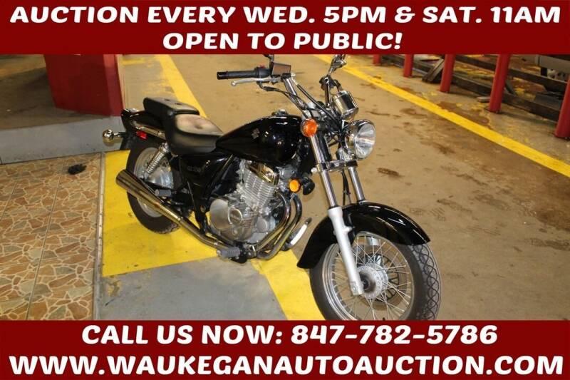 2008 Suzuki GZ 250 for sale at Waukegan Auto Auction in Waukegan IL