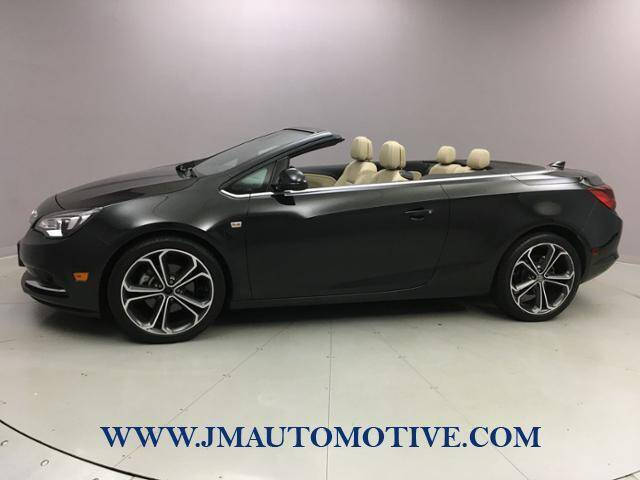 2016 Buick Cascada for sale at J & M Automotive in Naugatuck CT