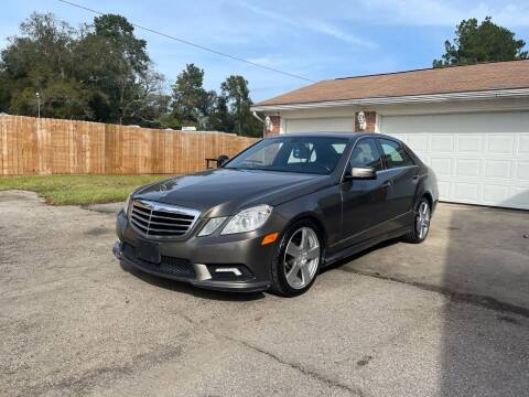 2011 Mercedes-Benz E-Class for sale at MG Autohaus in New Caney TX