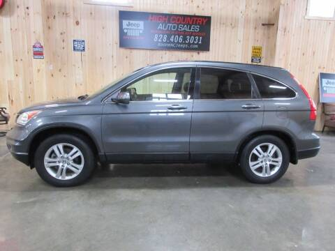 2011 Honda CR-V for sale at Boone NC Jeeps-High Country Auto Sales in Boone NC