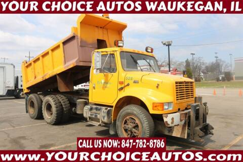 1994 International 4900 for sale at Your Choice Autos - Waukegan in Waukegan IL