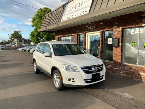 2011 Volkswagen Tiguan for sale at M&M Auto Sales in Portland OR