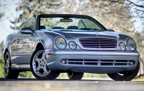 2002 Mercedes-Benz CLK for sale at MS Motors in Portland OR