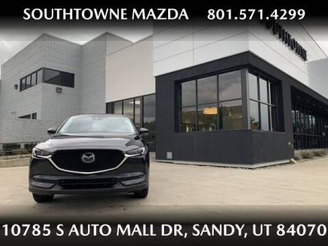 2021 Mazda CX-5 for sale at Southtowne Mazda of Sandy in Sandy UT