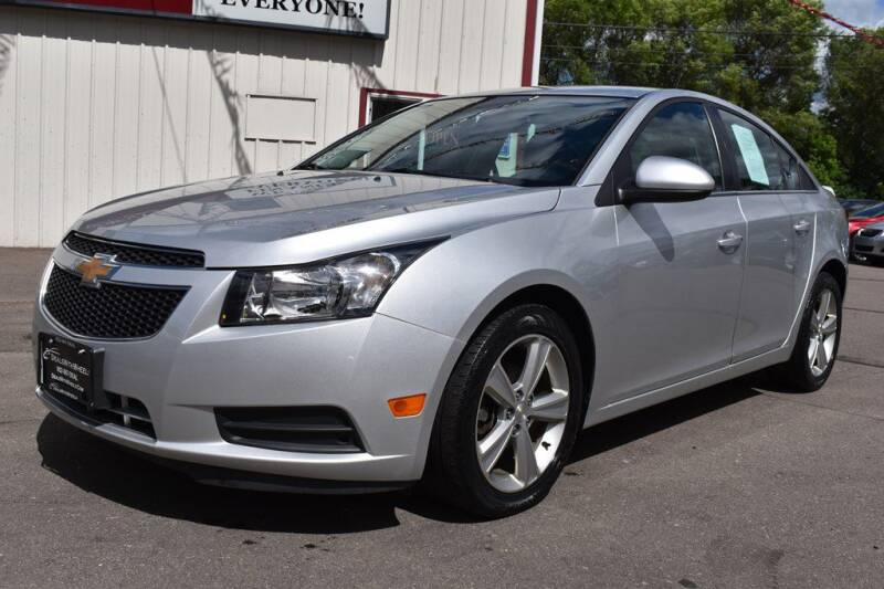 2014 Chevrolet Cruze for sale at Dealswithwheels in Inver Grove Heights MN