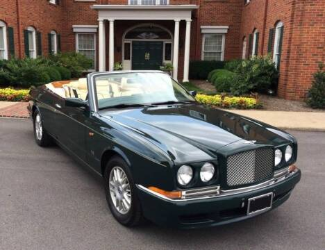1999 Bentley Azure for sale at Star One Imports in Santa Clara CA