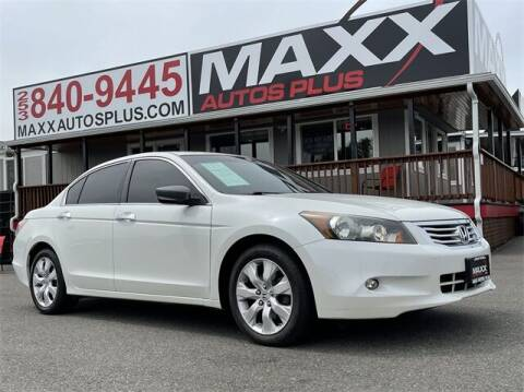 2008 Honda Accord for sale at Maxx Autos Plus in Puyallup WA
