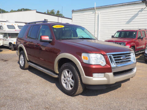 2010 Ford Explorer for sale at East Providence Auto Sales in East Providence RI